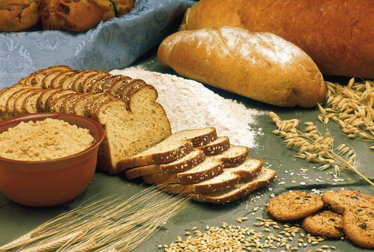 bread, whole grains